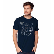 Camiseta American Horror History Murder House Camisa