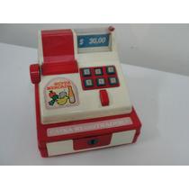 Máquina Registradora Infantil - Brinquedo Anos 90