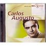 Cd Carlos Augusto - Bis Cantores Do Radio (usado / Ótimo)