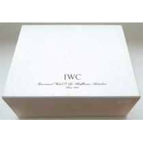 Estojo + Sobre Caixa Para Relogio Iwc