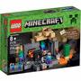 Lego 21119 Minecraft A Masmorra - 219 Pçs C/ Nota Fiscal