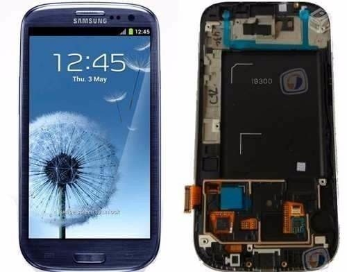 Tela Display Touch Frontal Galaxy S3 I9300i Neo Duos S3 New