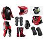 Kit Insane Pro Tork Equipamento Trilha Motocross Enduro