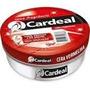 Cera Cardeal Pasta Vermelha 300 Gr Pacote Com 4 Und