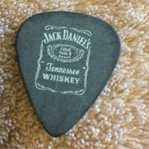 Palhetas Guitarra Jack Daniels Peavey (mod 2)