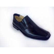 Sapato Antistresse Terapia Diabético Conforto Couro Legitimo