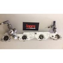 Flauta Ford 938f9d280ca + Regulador Pressão 0280160509 Bosch