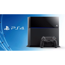 Playstation 4 Sony 500gb Ps4 + 2 Controles + 3 Jogos