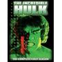 Dvd Incrível Hulk - Imagem Digital - 1ª Temporada