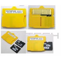 Adaptador Microsd E Tf Para Xd Olympus Masd-1