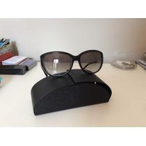 Óculos Prada Original Spr 070 Havana Olho De Gato