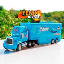 Carreta Miniatura Mack Filme Carros Disney Caminhão Mack