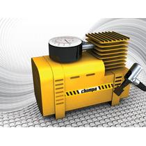 Mini Compressor Ar 12v 300psi Pneu Bola Boia Inflavel Chimpa