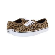 Vans Authentic Leopard Unisex Sneakers Suede