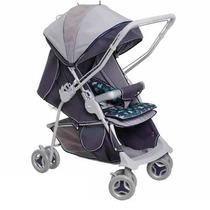 Carrinho De Bebê Galzerano - Maranello Azul