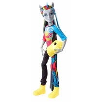 Monster High - Freaky Fusion - Neighthan Rot - Mattel+brinde