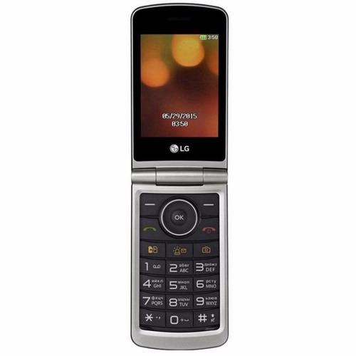 Celular Lg G - 360 Flip Teclado E Tela Grandes Camera Dual Sim