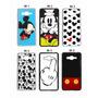 Capa Case Capinha Mickey Disney - Galaxy J1, J2, J5 Ou J7