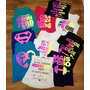 Kit Com 10 Regata Blusa Fitness Feminina Atacado Curta Gym