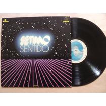 Sétimo Sentido- Lp Trilha Sonora Nacional- 1982- Zerado!