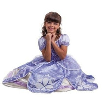 Fantasia Princesinha Sofia Luxo Tam. Pp - Multibrink