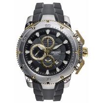 Relógio Orient Masculino Caixa De Titanium Mttpc001 P1px