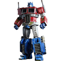 Optimus Prime (starscream Version) - Hot Toys