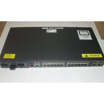 Switch Cisco Me 3400 24ts-m Com Fonte