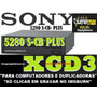 Gravador Dvd Sony 5280-s Cb Plus Bunermax-xgd3