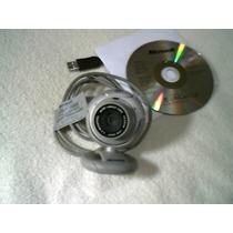 Webcam Microsoft - Lifecam Vx-6000 - Ótimo Estado