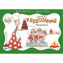Livro Coleção Pessoinhas Matemática 1 Ed Infantil Ed:ftd