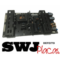 Placa Fonte Cce D40 D42 Philco Ph42m Mlt198tx Com Defeito