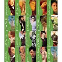 Lote Livros Coleção 20 Clássicos Da Literatura