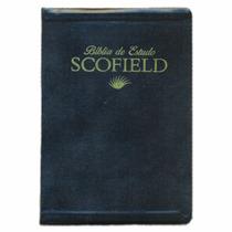 Bíblia De Estudo Scofield - Preta