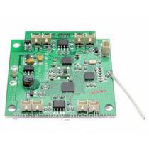 Placa De Receptora Wltoys Jjrc V686 G Com Antena P. Entrega