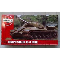 Tanque Russo Js-3 Josef Stalin 1945 Da Airfix Escala 1/76