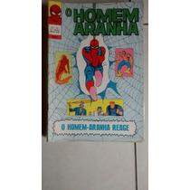 Homem Aranha #13 Ebal 1970