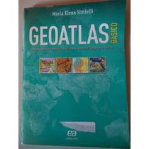 Geoatlas Básico Ano 2013 23 Ed.maria Helena Simielli - Aa