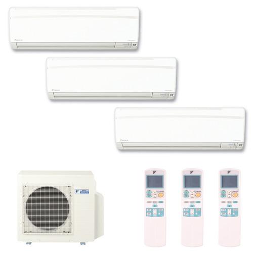 Ar Condicionado Multi Split Inverter Hi Wall 2x9.000 E 1x12
