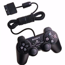 Controle De Playstation 2 Dual Shock Original