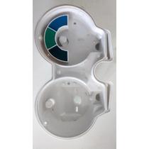 Carcaça Painel Interno Branco Titan 125 Fan 125 09/10