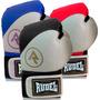 Luva De Boxe Premium - Rudel - Muay Thai Fight - Mma