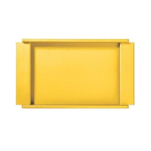 Bandeja Retangular 50 X 34 Cm Amarela - Desig - Tramontina