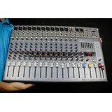 Mesa De Som Arcano 16 Canais Eq Usb In - Am-eq16