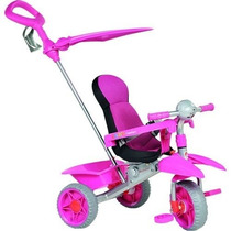 Triciclo Infantil Smart Comfort Pink - Brinquedos Bandeirant