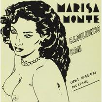 Cd Duplo Marisa Monte - Barulinho Bom - Mpb