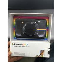 Nova Câmera Polaroide Snap - Instant Print Digital Colorida