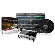 Kit Interface Time Code Placa Traktor Scratch Audio 10 N. I.
