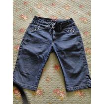 Calça Jeans Jeans 46 Usada Linda Maria João Mais Curta