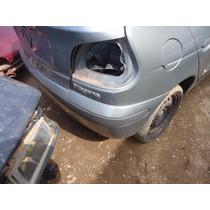 Parachoque Traseira Renault Megane 1.6 16v 02